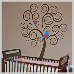 Removable Wall Art removable vinyl wall stickers and temporary temporary wall art and